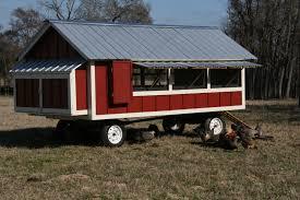 Chicken Coop On Wheels Designs Chicken Coop Trailer Plans Chicken Coop Online