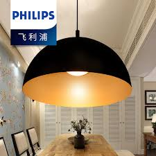 philips led chandelier modern minimalist lamp bedroom living room creative personality bar apollo restaurant lamp chandelier apollo led black 1