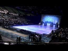 Long Beach Arena Seating Chart Disney On Ice Long Beach Arena 2014