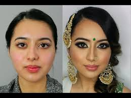 indian bollywood south asian bridal makeup start to finish mona sangha you