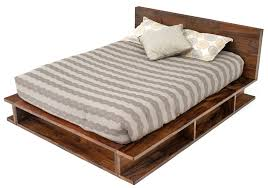 rustic platform beds with storage. Home/Products/Contemporary Rustic Platform Bed With Display Shelves. ;  Beds Storage