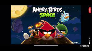 Angry Birds - Space (iPhone X) Start - YouTube