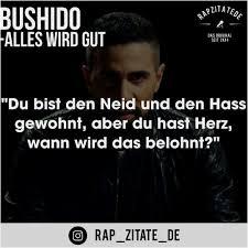 Best Of Rap Zitate Bushido Tausende Populäre Zitate Builds Im
