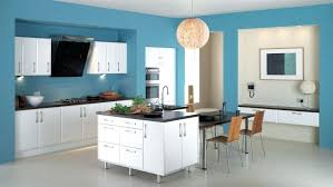 blue kitchen walls white cabinets medium size of small remodel pictures curtains for kitchens with and s16 with