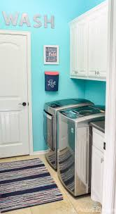 Paint Colors Turquoise Top 25 Best Turquoise Laundry Rooms Ideas On Pinterest Laundry