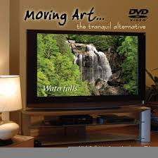 Amazon.com: Moving Art - Waterfalls: North Carolina Waterfalls, Alan Degen:  Movies & TV