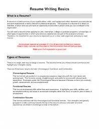 Whats Functional Resume Resumes Samples Chronological Vs Function