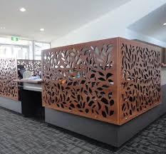 office cubicles design. Beautiful Laser-cut Office Cubicles By Urban Screen Design I