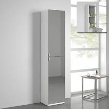 white bathroom mirror with shelf. image is loading modern-tall-bathroom-mirror-furniture-storage -cabinet-cupboard- white bathroom mirror with shelf