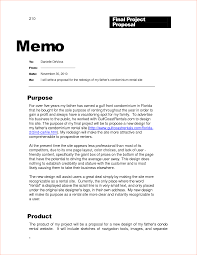 Business Memo Format Mobile Discoveries