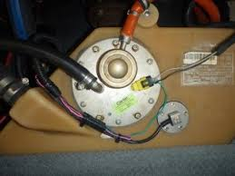 fuel sender 101 teamtalk now remove the meter and plug the harness into the sender and dress up the wiring