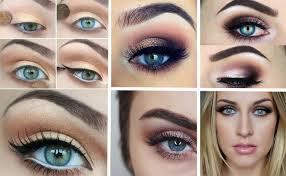 eye makeup tutorial for blue eyes you mugeek vidalondon source 5