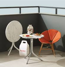 Concertina Chair And Table Furniture