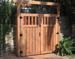 Small Picture 15 DIY How to Make Your Backyard Awesome Ideas 5 Garden gate