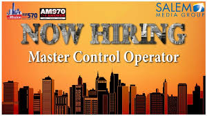Image result for hiring Control Operator