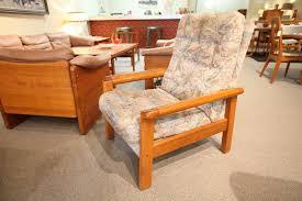 Consign Design Edmonton Vintage Teak Arm Chair