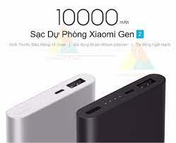 Pin dự phòng Xiaomi Gen2 10000 mAh (Rẻ nhất-Ship Toàn Quốc COD) – Cửa Hàng  TCS - 19006429