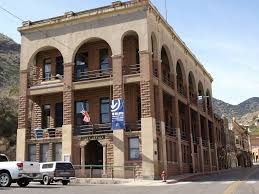 bisbee post office and copper queen library
