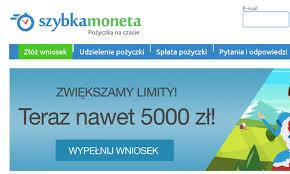 Szybka Moneta – jakie warunki pożyczki?   Poradnik SMART Bankier.pl