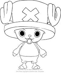 Disegno Di Tonytony Chopper Di One Piece Da Colorare