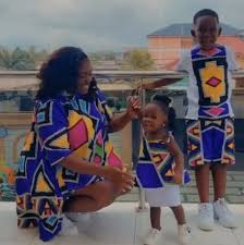 Followers Of Tracey Boakye Gush Over Her Beautiful Matching Outfits With  Her Children (Video) - News Hunter Magazine