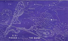 Pisces Constellation Star Chart Pisces Zodiactruth