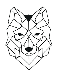 designs wolf geometric metal wall reviews decor bear head amp