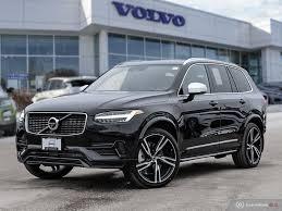 Volvo Xc90 R Design New 2019 Volvo Xc90 R Design With Navigation Awd