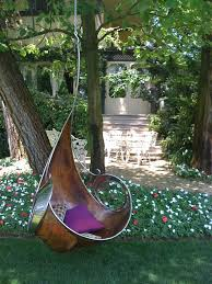 hanging tree swing chair swings for trees in backyard swing chair with brown color high definition