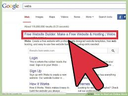 make a free website online easy how to start an online store with pictures wikihow