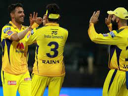 Chennai super kings will look to extend their winning run in ipl 2021 as they take on sunrisers hyderabad in delhi on wednesday. Csk Vs Srh Chennai Super Kings Vs Sunrisers Hyderabad Ipl 2021 When And Where To Watch Live Streaming Live Telecast Cricket News Live Today Match