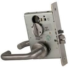 schlage commercial locks. L-Series Commercial Grade 1 Mortise Keyed Entry Single Cylinder Entrance Lock Door Lever Set Schlage Locks -