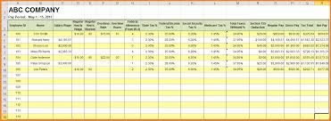 Payroll Form Excel Barca Fontanacountryinn Com