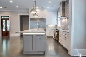 kitchen island under countertop lighting