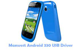 Download Maxwest Android 330 USB Driver ...