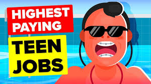 Best Paying Jobs For Teens 10 Surprisingly High Paying Teenage Jobs In 2019