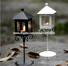 kiosk shape hurricane lamp romantic valentine candle holder wooden candlestick holders wooden floor candle holders from casaideacn 5 19 dhgate com