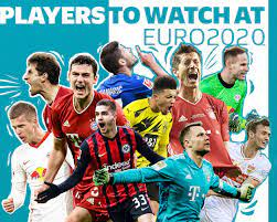 Bundesliga   Robert Lewandowski, Thomas Müller and the Top 10 players to  watch at UEFA Euro 2020