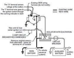 how to wire deka dw08771 battery isolator etrailer com 12v battery isolator wiring diagram at Rv Battery Isolator Diagram