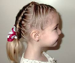 Kids Girls Hair Style simple and cool hairstyle for boys little girls hairstyles 2013 4 3993 by wearticles.com