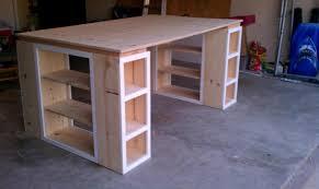 Modern Craft Table *tweaked*