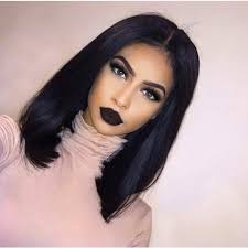 Black Bob Hairstyles Images