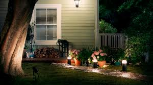 One Landscape Light Not Working Want Smarter Outdoor Lighting At Home Here Are Your Options