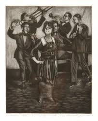 Mamie Smith and Her Jazz Hounds   Petrucci Family Foundation Collection of  African American Art