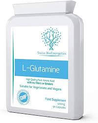<b>L</b>-<b>Glutamine</b> 500mg 90 Capsules - <b>High Quality</b> Pure Amino Acid ...