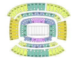 Browns Seating Chart Cleveland Browns Nfl Football Tickets For Sale Nfl