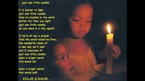 Light A Little Candle Just One Little Candle Kyllie And Khloe Youtube