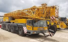 Liebherr Ltm 1160 2 Used Crane For Sale Maxim Crane
