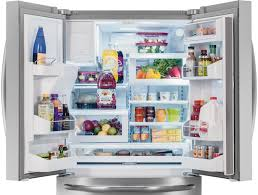 fresh food capacity frigidaire gallery series fghf2366pf 15 1 cu ft