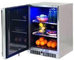 outdoor refrigerator reviews lynx main image bull blaze